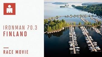 Nokian Tyres IRONMAN 70.3 Finland 2019 Race Movie