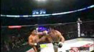 Cung Le Sweeps Shamrock Off His Feet