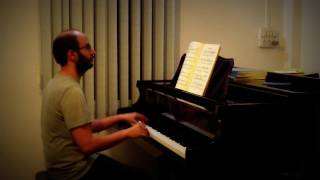 Bach C. P. E. - BWV Anh. 123 - Polonaise in G minor