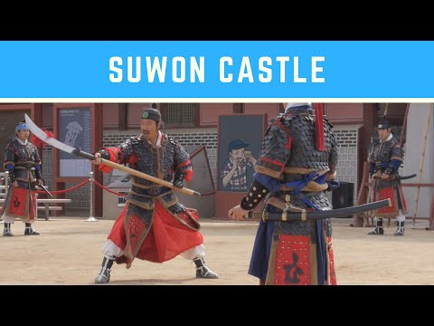 Traveling in Korea: Exploring Suwon Castle (수원 화성)