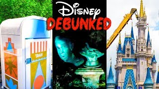 Top 7 Disney Myths & Secrets Debunked