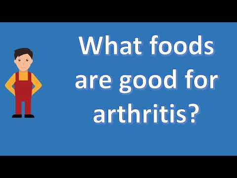What foods are good for arthritis ? | Better Health Channel