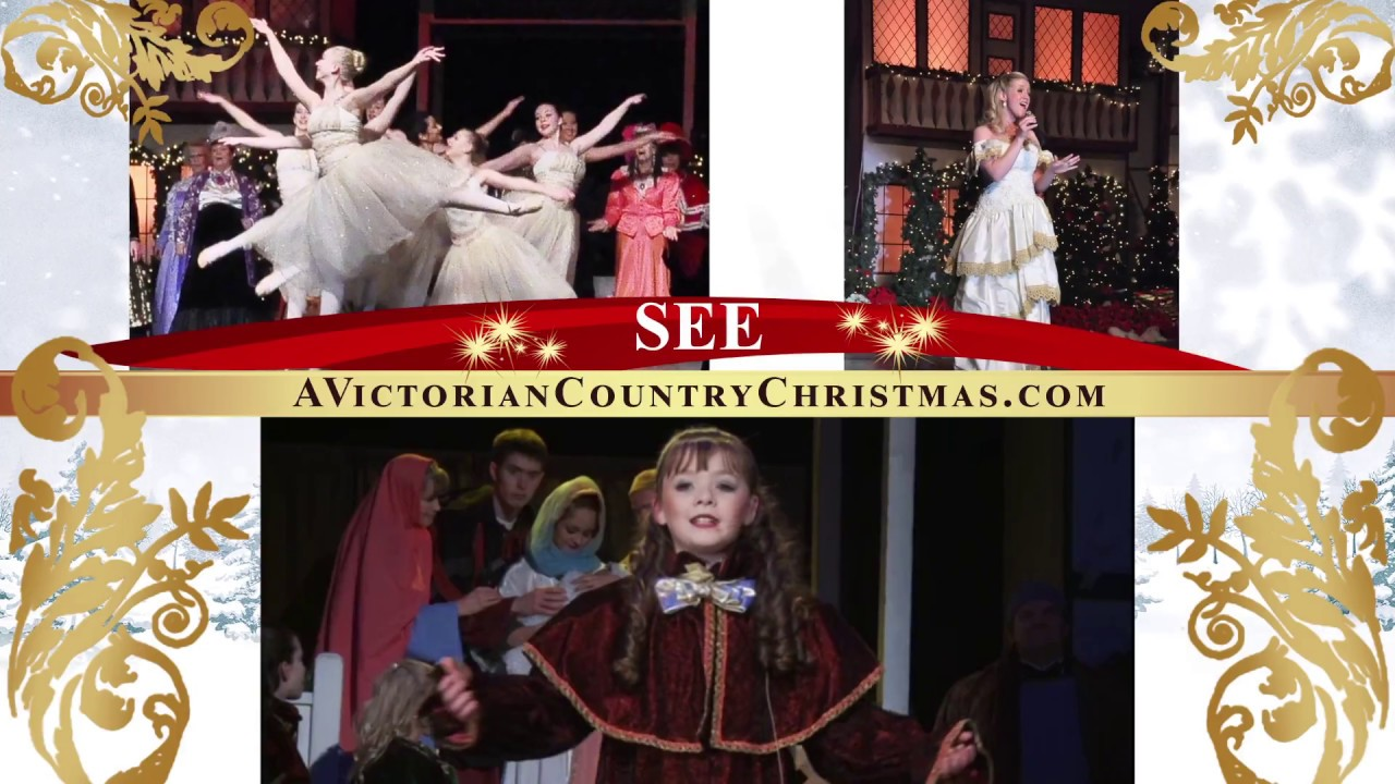 a victorian country christmas festival 2017 30 second commercial