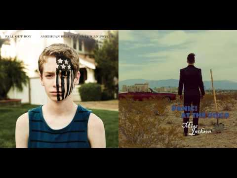 Fall Out Boy and Panic! At The Disco - Miss Jackson/Twin Skeleton's (Hotel in NYC) (Mashup)