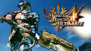 Monster Hunter 4 Ultimate - Part 1 (LET'S DO IT!)