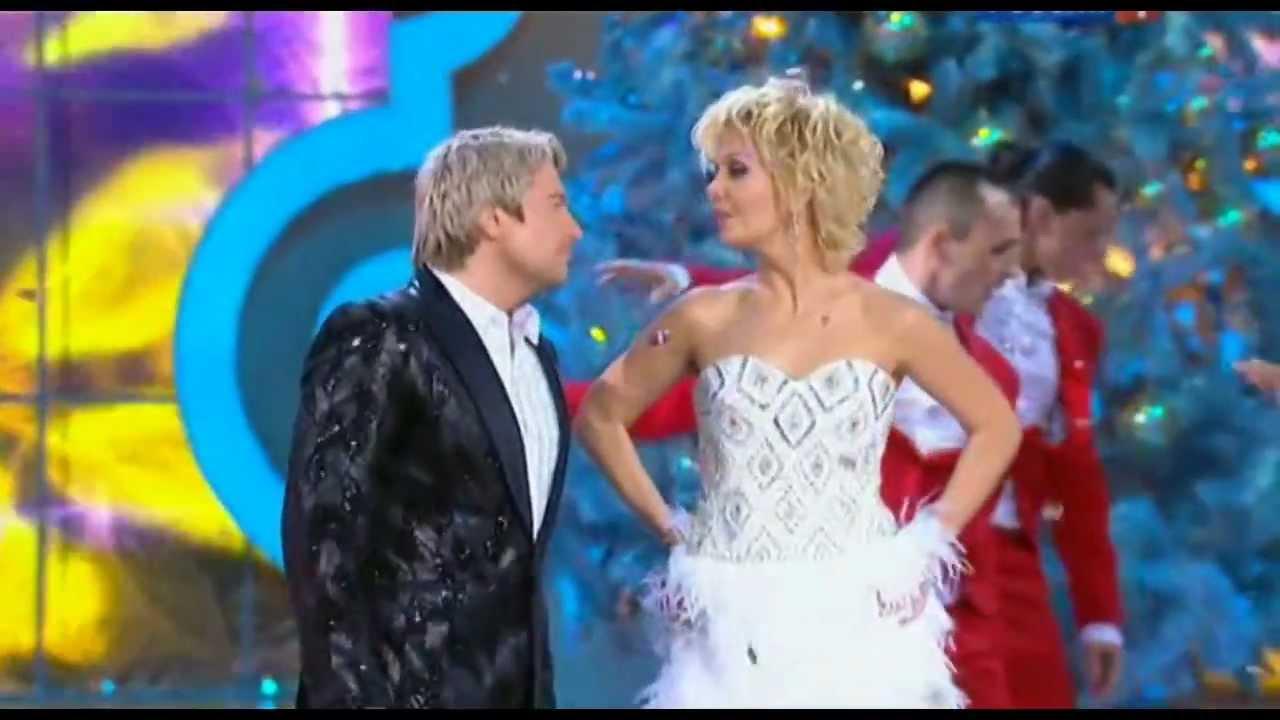 ВАЛЕРИЯ и Н. Басков — Сохранив любовь. Голубой огонёк 2012
