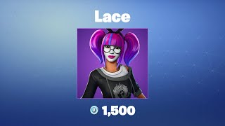 Lace | Fortnite Outfit/Skin