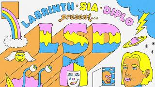 LSD - Heaven Can Wait (Official Audio) ft. Labrinth, Sia, Diplo MP3