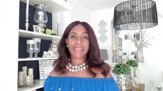 Glam Livingroom Tour | Glam diningroom | Glam Home Decor