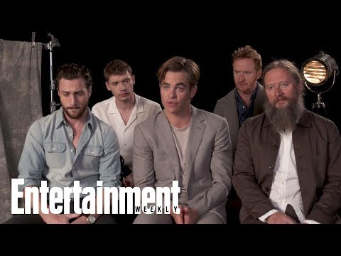 Chris Pine On Playing 'Super Fallible SemiAntiHero' In 'Outlaw King'  Entertainment Weekly