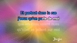 Karaoké Le chanteur - Daniel Balavoine *