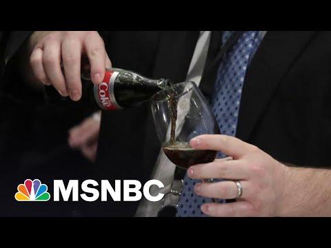 Trump Demands MAGA Faithful Boycott Coca-Cola. But Is He? | The 11th Hour | MSNBC
