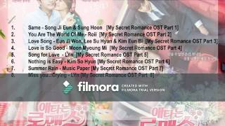 Video 【ATTV x Korean Drama】The Secret Romance OST Part 1 - 8 download MP3, 3GP, MP4, WEBM, AVI, FLV Mei 2018