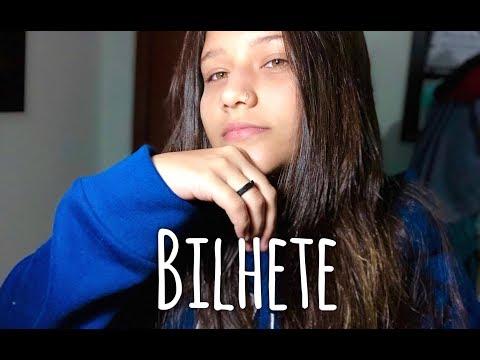Bilhete - Luccas Carlos Rashid  Beatriz Marques cover