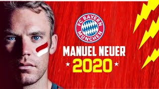 Manuel Neuer 2019/2020● Amazing Saves & Sweeping●WHY HE IS STILL THE BEST GOALKEEPER IN THE WORLD