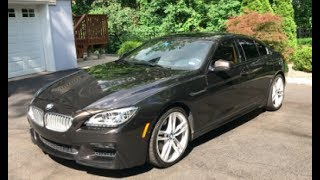 2015 BMW 650i Gran Coupe: Review, Start-Up, and Exhaust