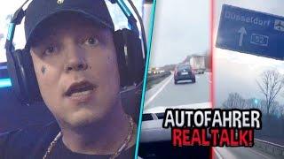DUMME Autofahrer 😡 HANDY im Straßenverkehr? 😱 MontanaBlack Realtalk