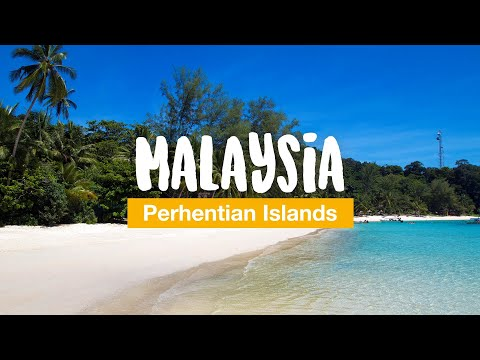 The paradise of Perhentian Besar, Malaysia (GoPro Hero+ LCD)