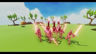 Totally Accurate Battle Simulator обнова