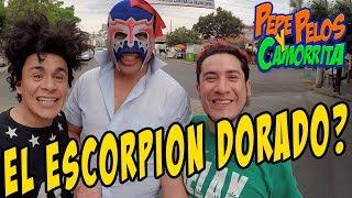 Escorpion Dorado entrevista a Pepe Pelos y El Camorrita