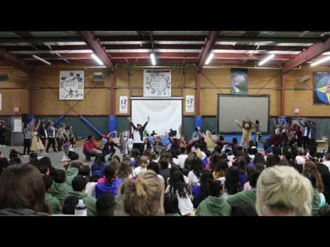 Camp Olympia 2016  Dante's Journey