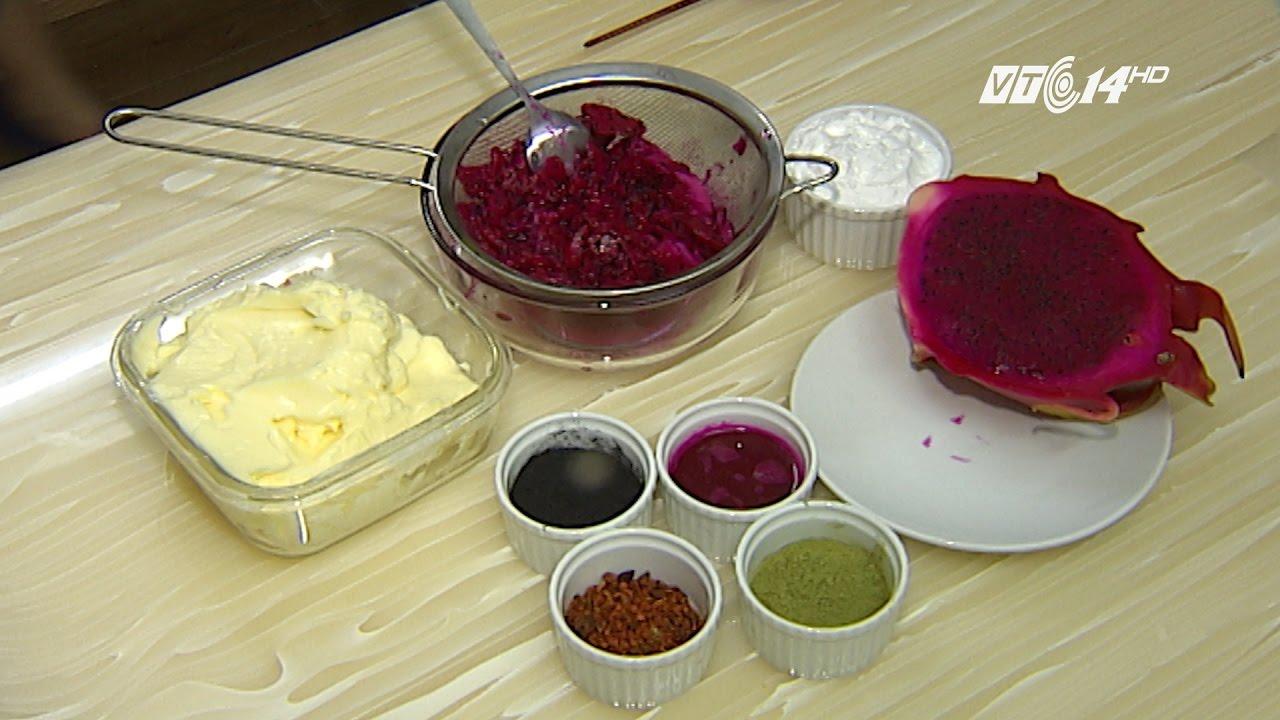 (VTC14)_ Vẽ hình lên bánh kem: Đơn giản mà ấn tượng