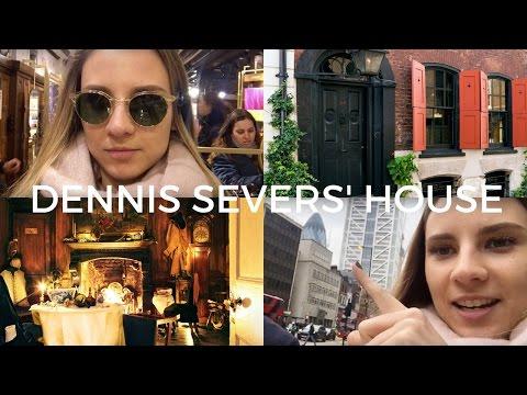 DENNIS SEVERS' HOUSE || Travel Vlog 003