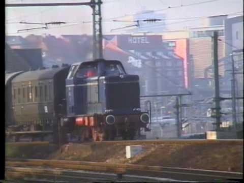 MaK Stangendiesellok 5 des VVM zwischen Kiel und Schönberg 99