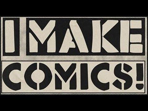 I Make Comics  -  Ep 02 - Talk...