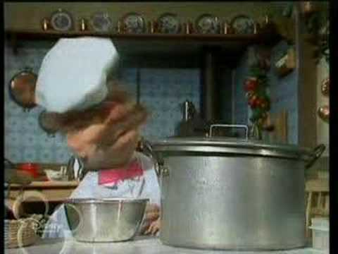 The Muppet Show. Swedish Chef. Hot Dogs (ep 4.04)
