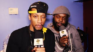 "Smif-n-Wessun Discuss Their Origins, The 20th Anniversary of ""Dah Shinin"", Duckdown Records & More"