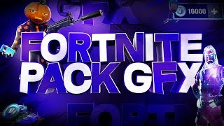 PACK GFX FORTNITE BATTLE ROYALE/ FUNKGT