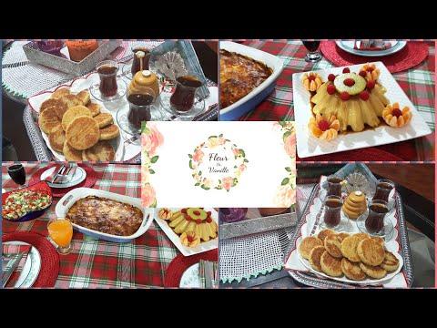 (-مبسس-اومثقبة-بالياغورت-مع-سرالبنة-والتحميرة-وجبة-عشاء-سريعة-التحضير،روتين-يوم-كامل-في-المطبخ-(٢