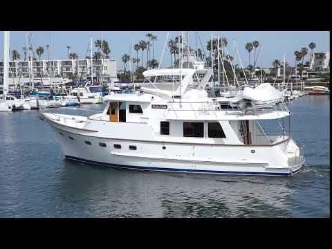 2002 DeFever 52 For Sale at Seacoast Yachts