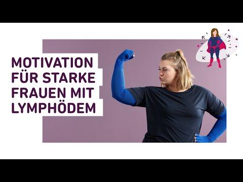 Lymphödem? Die curaflow-App sorgt für jede Menge Motivation und unterstützt dich im Alltag