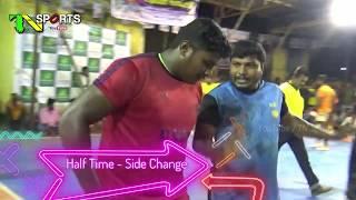 QF - Nehru Boys, Erode vs Diamond Star, Erode | KCP, Erode - State Level Kabaddi Match 2019