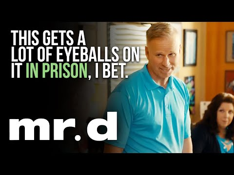 Is Mr. D going to end up in jail?   Mr. D