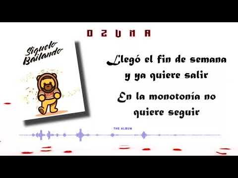 Ozuna   SIGUELO BAILANDO LETRAS OFICIAL mp4