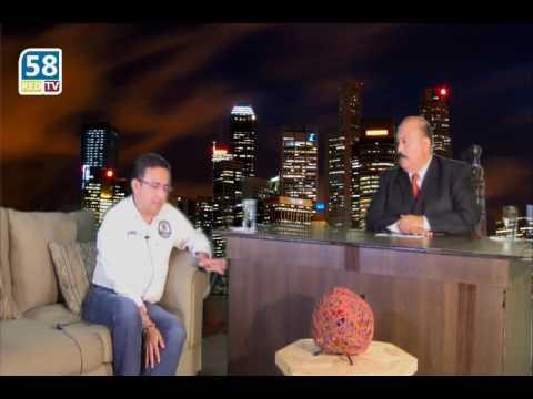 Canal 58 Entrevista con el Diputado Ciro Hernández