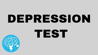 Are You Depressed Test