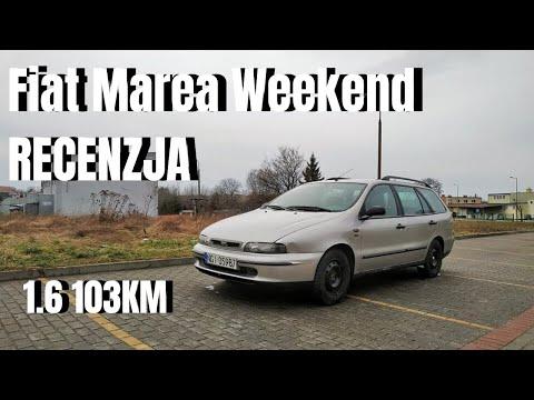 Fiat Marea Weekend | Tanie Daily Włoskiej Marki - Recenzja!