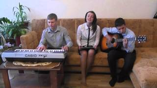 Adele - Rolling In The Deep (10А cover)