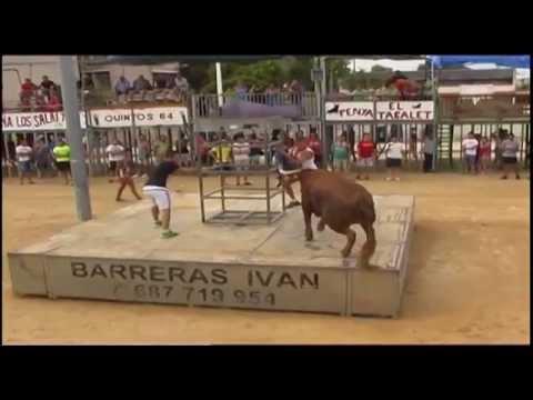 Toros Fiestas Sagunto 2015 Tarde Arriazu