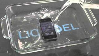 Apple iPhone 4 Water Test LIQUIPEL Review