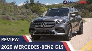 2020 Mercedes-Benz GLS Review  NDTV carandbike