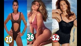 Cindy Crawford ♕ Transformation From A Child To 52 Years OLD