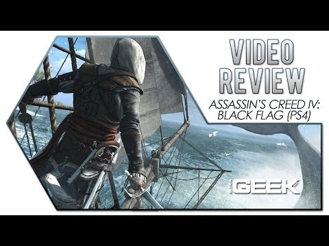 Assassin's Creed IV Black Flag Video Review Update for PlayStation 4