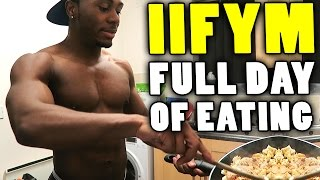 Fat Loss Full Day Of Eating On A WORK DAY! (w/ No Protein Shakes!)