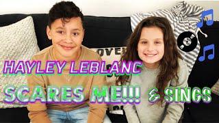 Hayley LeBlanc Scares Me! | Julian Clark