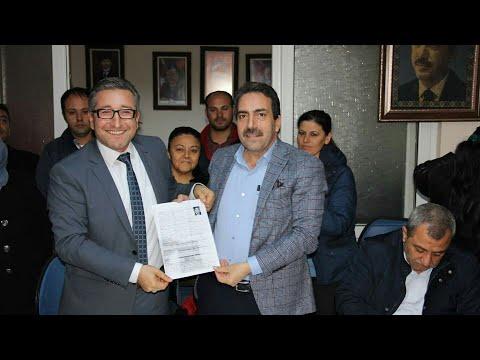 Mustafa Gökçe Ak parti  kuşadası ilçe başkan adaylığını açıkladı
